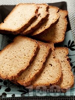 Хляб с целина и джинджифил за хлебопекарна - снимка на рецептата